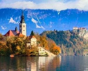 Urokliwa Słowenia